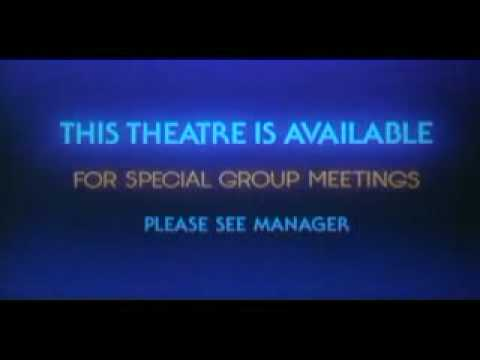 United Artists Theatres (Western Division) Policy Trailer (1982-1989)