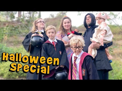 Baby's First Halloween! Ballinger Family Halloween Special 2019