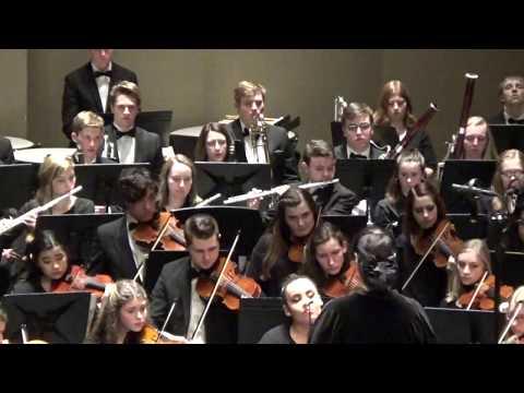 MYSO Senior Symphony - Shostakovich Symphony No. 5   2/17/18