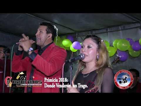 PRIMICIA CON LOS CHUGURANOS UN BUEN TRAGO