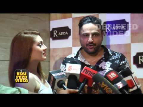 Shefali Zariwala & Parag Tyagi's Interview - Launch of R Adda Rooftop Bar & Kitchen