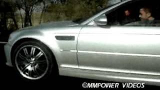 BMW M3 SMG II С. / М3 Manual (E46)
