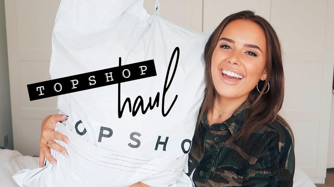 TOPSHOP HAUL | Hello October