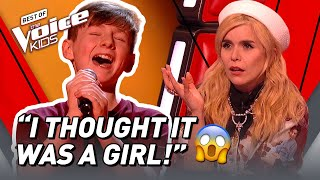 Dara sings JAW-DROPPING 'I Have Nothing' Blind Audition in The Voice Kids UK! 😍