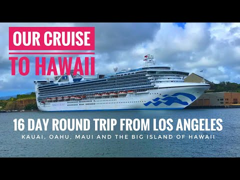 Hawaiian Cruise From Los Angeles