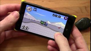 Windows Phone Central Gąme Review: Mad Transporter