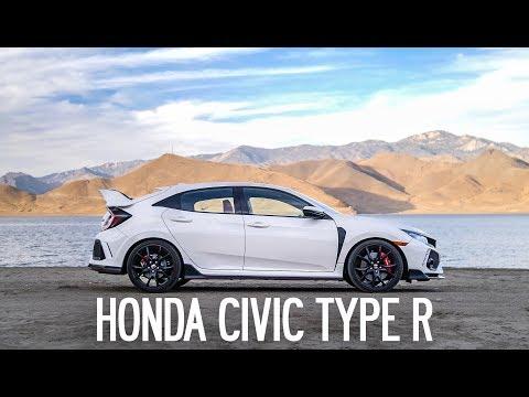 2017 Honda Civic Type R [4k]