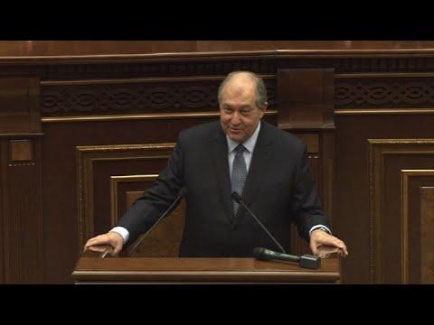 Arménie: les députés élisent Armen Sarkissian à la présidence