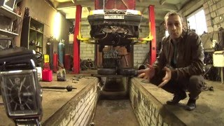 видео Как снять двигатель на ваз 2109