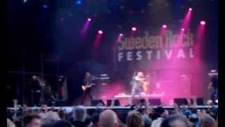 Thunder - Backstreet Symphony (Sweden Rock 2013)