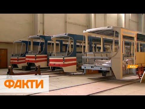 Украинские трамваи: почему
