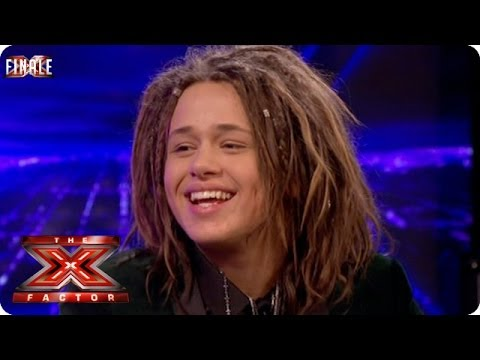 Luke Friend: 'We all doubted ourselves' - Live Final Week 10 - The Xtra Factor UK 2013