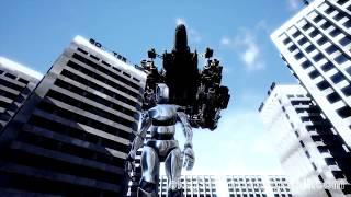 Unreal Engine 4. Rendering 1500 frames in 2 minutes