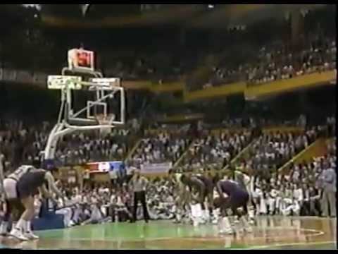 1987 NBA ECF BOS DET Game 7