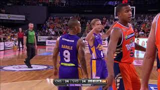 Cairns Taipans vs. Sydney Kings - Game Highlights