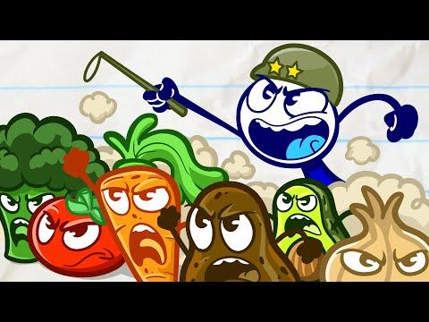 Pencilmate's Wild Cooking! | Animated Cartoons Characters | Animated Short Films | PencilmationKaynak: YouTube · Süre: 23 dakika