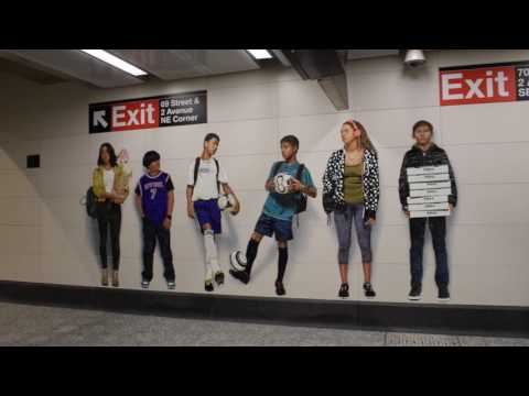 NYMTA Subway- Second Avenue Subway Station Tour
