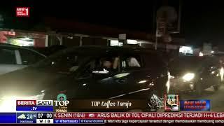 Ruas Jalan Bukittinggi-Payahkumbuh Macet Total
