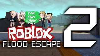 The FGN Crew Plays: ROBLOX - Flood Escape 2