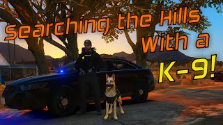K-9 for the State Police!   LEO #70   5-0 Roleplay (FiveM Community)