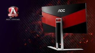monitor aoc agon ag271qg 27 1440p 165hz g sync recenzja