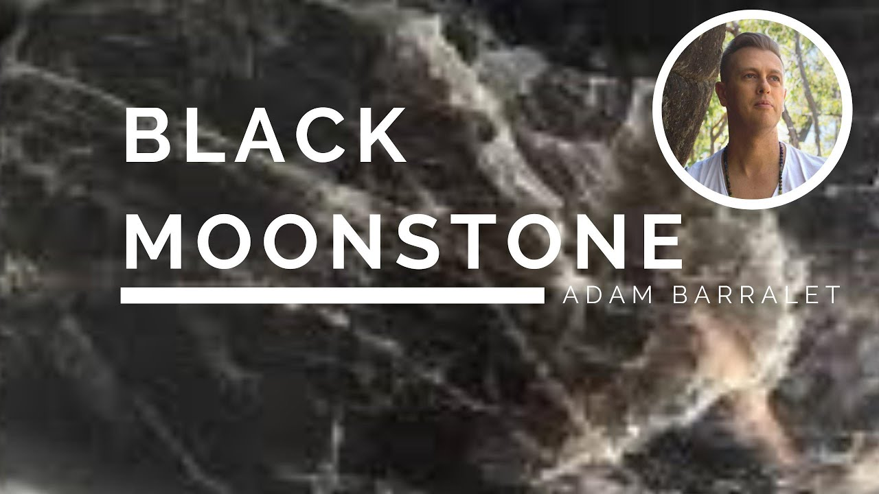 Black Moonstone - The Crystal of the New Moon - YouTube
