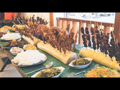Filipino restaurant JT Manukan opening in Tumon - YouTube