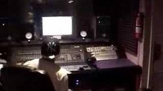 Beyonce Rick Ross & Bama Boyz in Studio for Ring the Alarm
