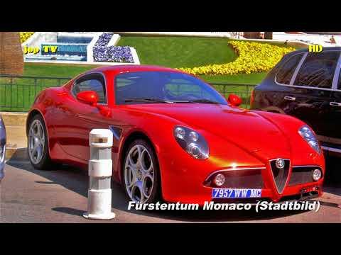 Fürstentum Monaco Teil 1 Cote d'Azur Reisebilderbuch HD jop TV