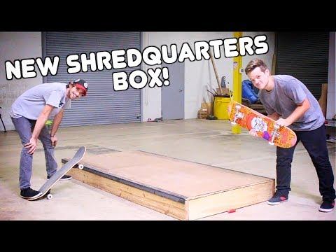 Creating A PERFECT Skateboard Box!