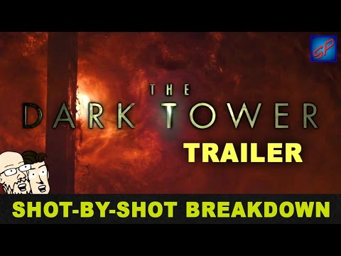 The Dark Tower Trailer - Shot-by-shot Reaction, Analysis & Discussion