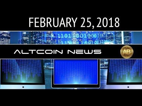Altcoin News - Coinbase Next Google? Eidoo Exchange, Safe Haven, Travel First Class? Blockchain AI?