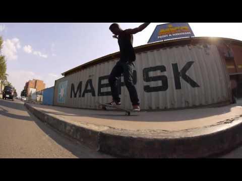 Lusaka Lurkin' - Skateboarding in Zambia