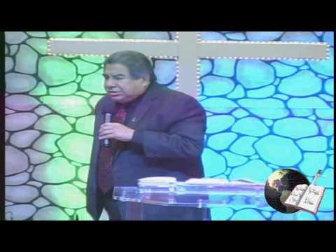 """Pastor Jose Palma Predicando """"El Pentecostes"""""""