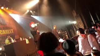 """11月2日、大阪BIGCATで行われた、TAK-Z """"SCARLET """"アルバムリリースパーティーの時の動画です."""