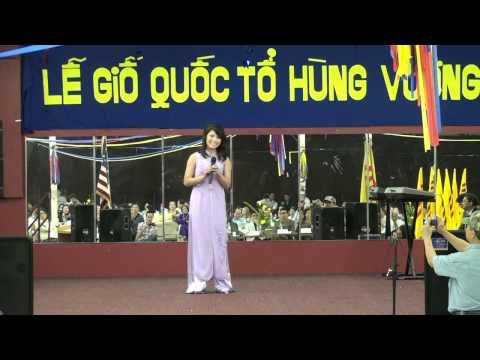 Miss Vietnam Wichita, KS 2011 - Samantha Talent