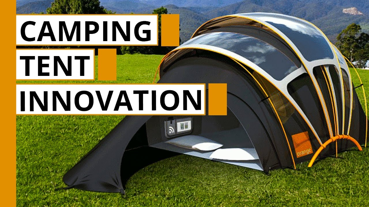 10 Most Amazing Camping Tents Innovation