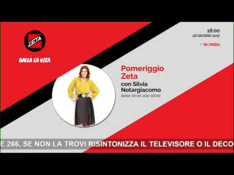 Zapping - ZETA ITALIANA (RADIO ZETA)