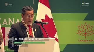Congreso Internacional de Energía (CIE) Inauguración