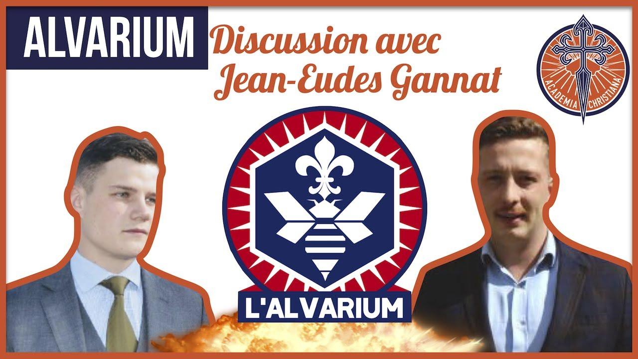 Alvarium : entretien avec Jean-Eudes Gannat