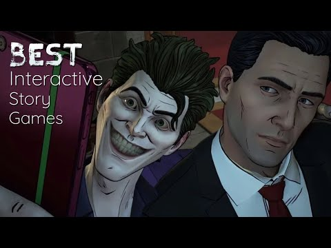 Top 10 Best Interactive Story Based Android And Iphone Games ||