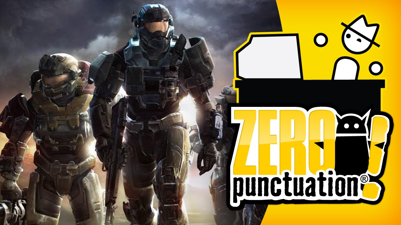 HALO: REACH (Zero Punctuation) (Video Game Video Review)