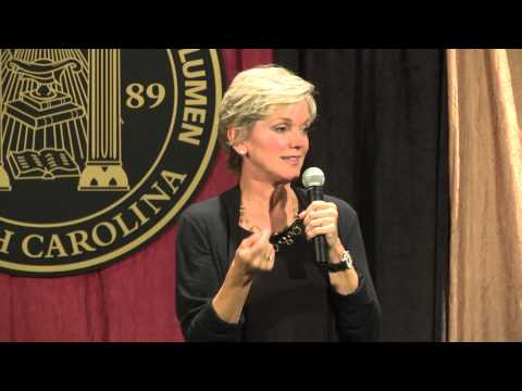 Jennifer Granholm on being able to see the people you lead