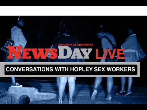 NewsDay LIVE: Conversations with Hopley sex workers