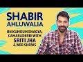 Shabir Ahluwalia on his equation with Sriti Jha, Abhigya, Kumkum Bhagya, and Fixer | Pinkvilla