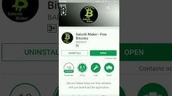 Satoshi Maker app || Payment proof