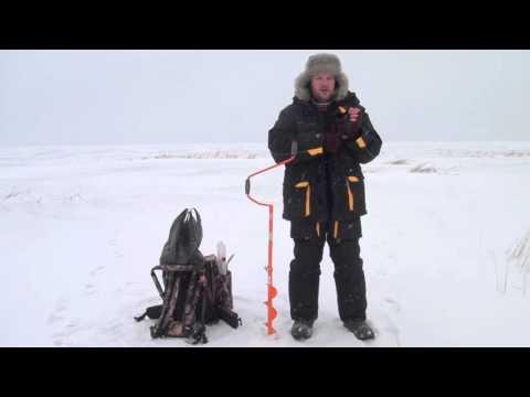 видео: Обзор костюма для зимней рыбалки Селигер