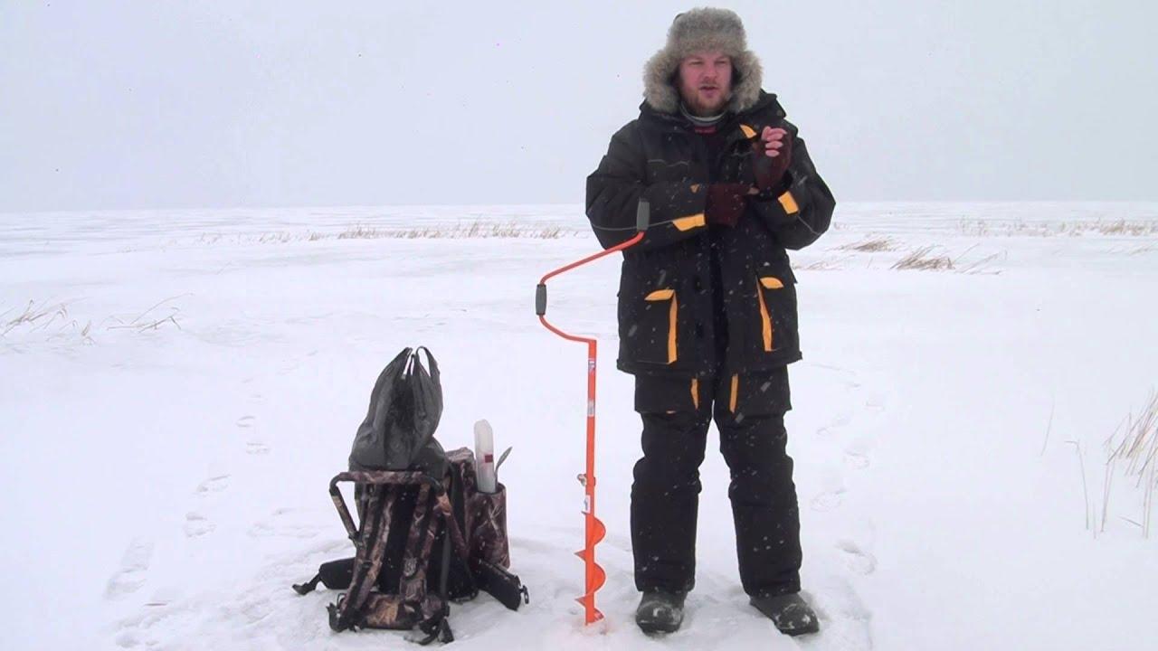 хапуги для зимней рыбалки