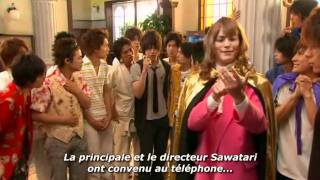 les meilleurs moments d'Oscar dans Hana Kimi.