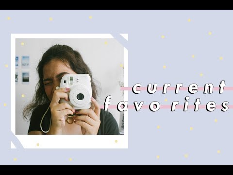 Current Favorites and lots of fangirling (krist yu, conan gray, and more!) | Ina Louise